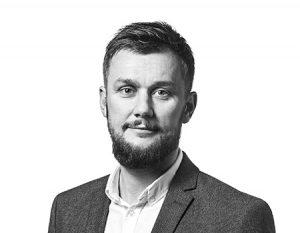 Kent Lyager Laursen arbejder som Head of Traffic i IMPACT