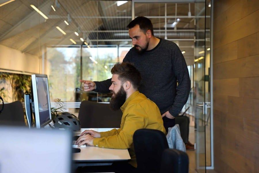 Morten Lybech Jensen designs commerce solution for IMPACT