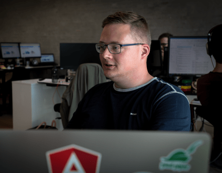 Jacob Overgaard is Tech Lead at IMPACT and Angular expert