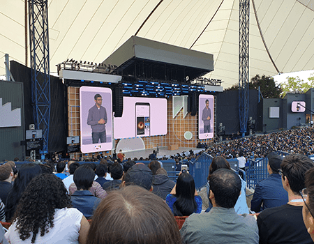 Mobile was a trend a Google I/O 2019