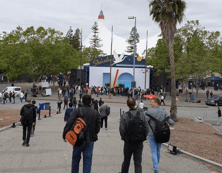 Google I/o 2019 was a big event