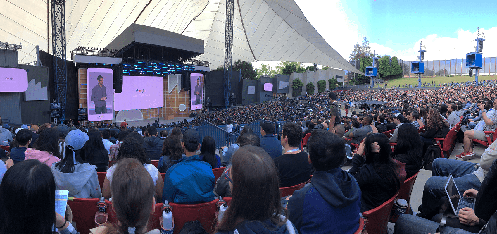 Trends from Google I/O