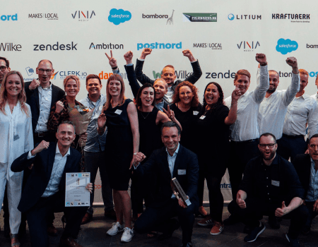 Impact and nemlig.com win e-handelsprisen 2019