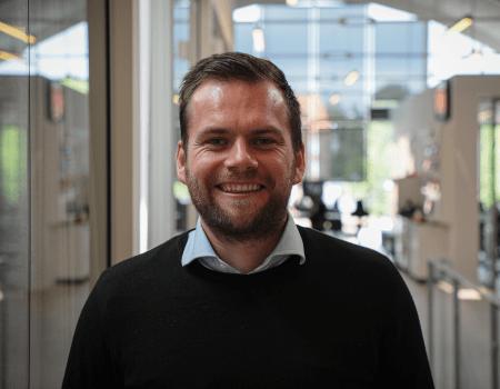 Peter Sølling er ny partner i IMPACT