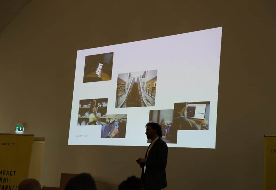 Kasper Holst præsenterer IMPACT Omnichannel Index og forklarer de mest relevante trends