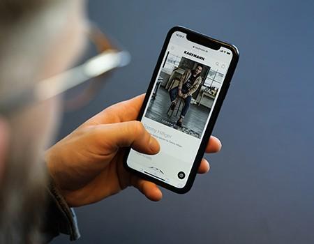 Personalisering er et vigtigt element i moderne online b2c shopping