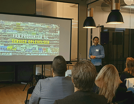 Breakfast with IMPACT B2B digital commerce