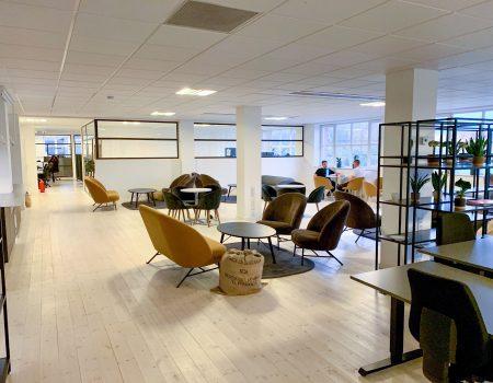 Konsulenthuset IMPACT har åbnet nyt kontor i Odense hos Coworking Plus i Kochsgade