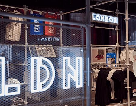 IMPACT har mystery shoppet i Adidas flagship store i London