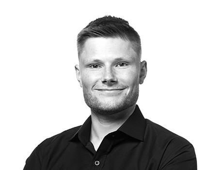 Anders Graversen, Digital Marketing Assistant