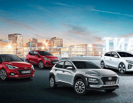 Impact har udviklet Hyundais nye site for Nic. Christiansen Gruppen