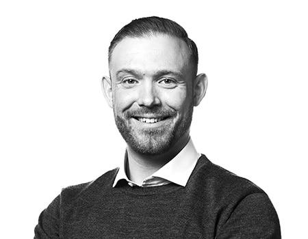 Jesper Vognstrup Neergaard Chief Client Strategy Officer