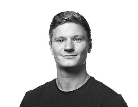 Mathias Vinkler, UX Intern