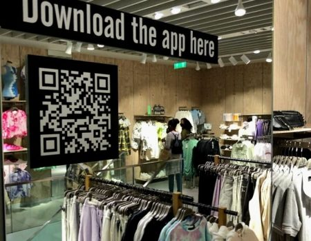 Commerce apps are popular in London